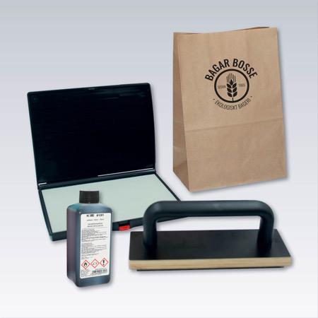 Emballagestämplar Startkit