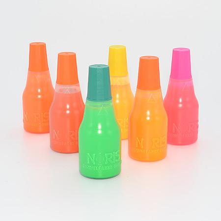 Vanlig stämpelfärg i Neonkulörer - Vattenbaserad